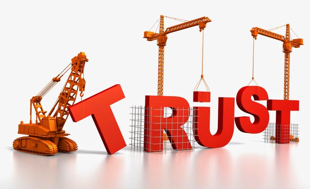 REBUILDING TRUST 5